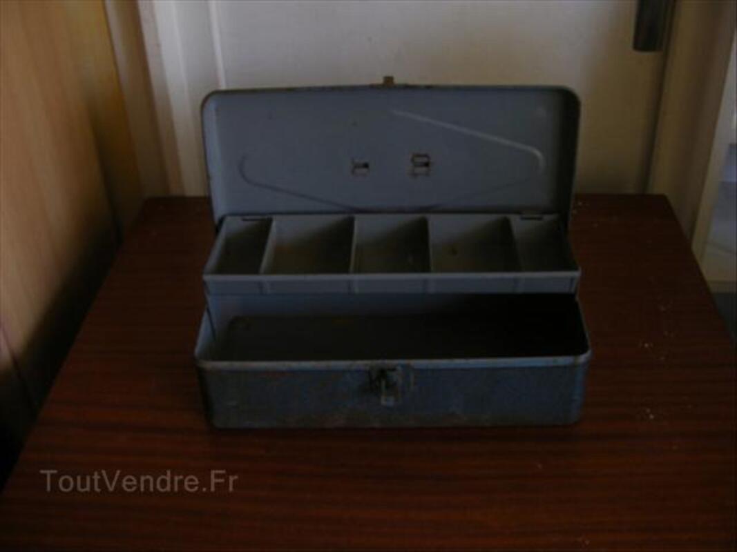 Boîte à outils manufrance 56265008