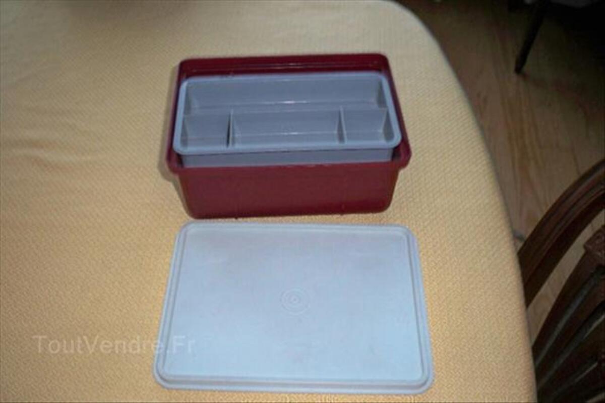 Boite à peche ou couture Tupperware 89195155