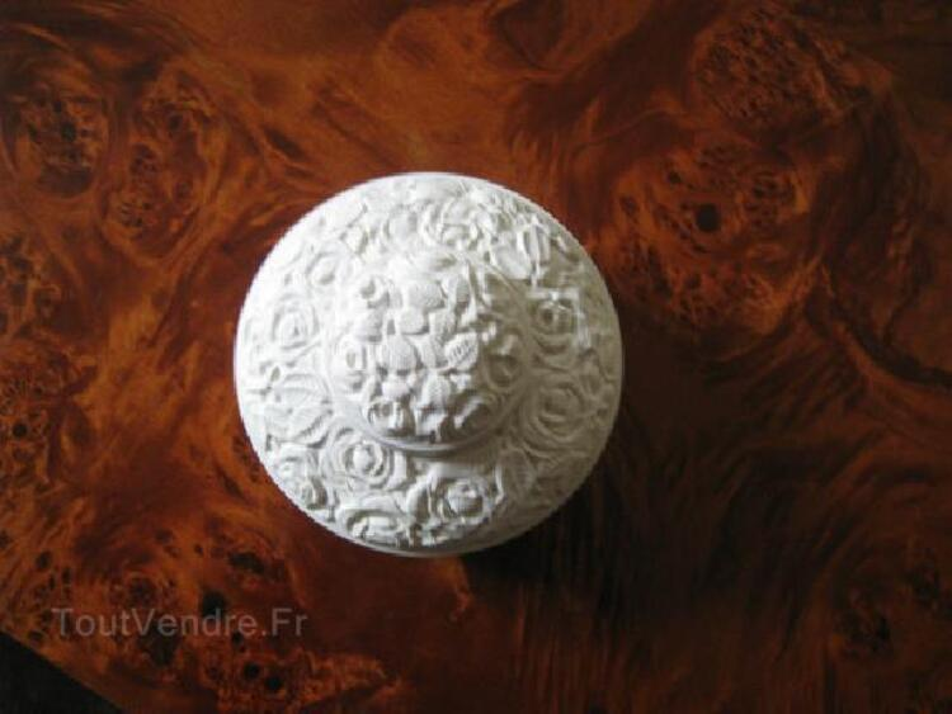 BOITE A POUDRE ART DECO SIGNEE EDOUARD FORNELLS 91918656