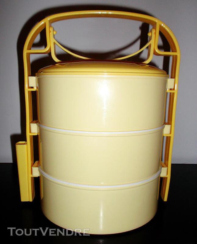 BOITE  à  REPAS  3 compartiments 204653364