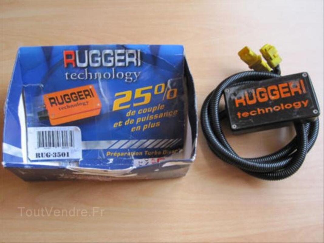 Boitier additionnel RUGGERI PEUGEOT 206 306 HDI 56245480