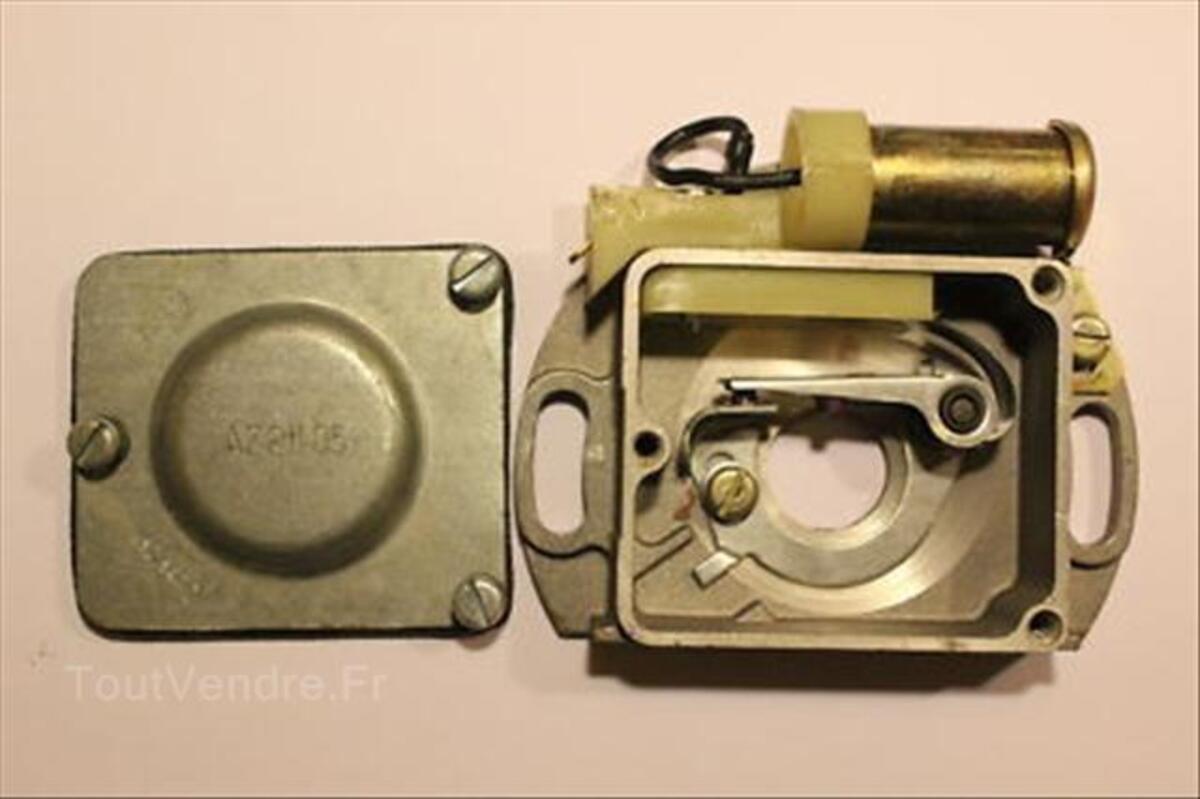 Boitier allumage complet Citroen 56418445