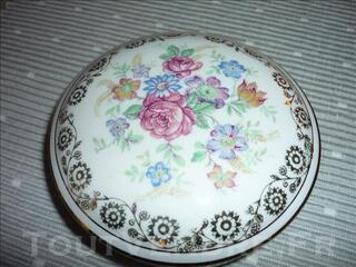 BONBONNIERE porcelaine de Limoges