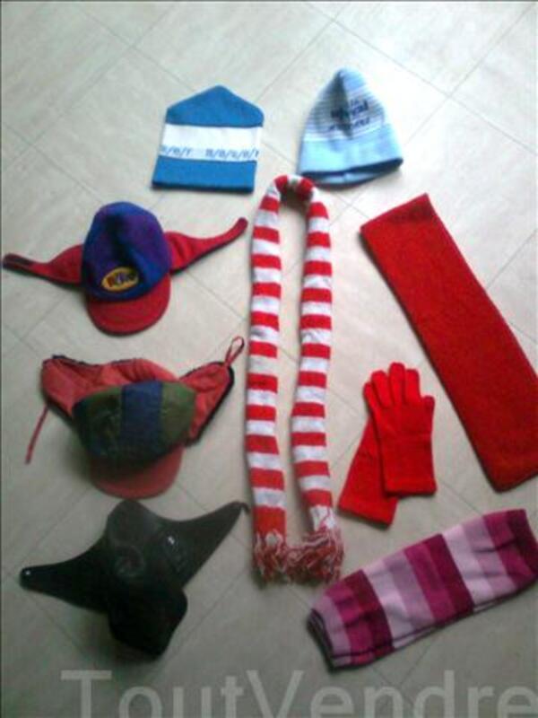 Bonnets, casquettes, gants, écharpes, jambières - zoe13 69997079