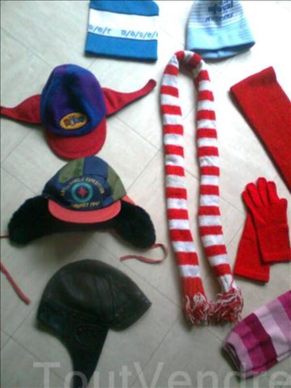 Bonnets, casquettes, gants, écharpes, jambières - zoe13 69997081