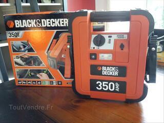 Booster de batterie Black & Decker 350A
