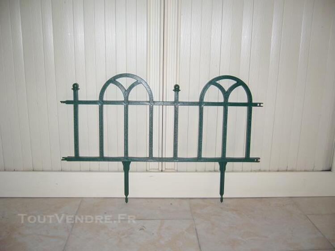 BORDURE DE JARDIN EN PVC MODELE ART DECO TOP PRIX 82470016