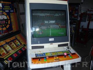 Borne Naomi Virtual Strikers 2 Arcade