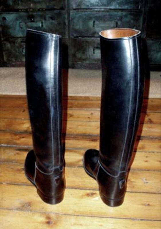 Bottes equitation tout cuir Weston femme 37 (S.Vincent) 56538458