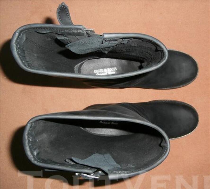 Bottes neuves en cuir pour moto taille 44 83771755