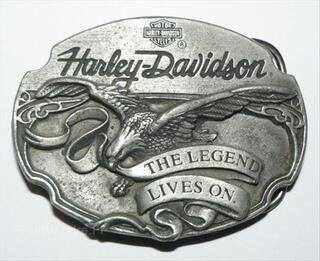 Boucle de ceinture Harley-Davidson