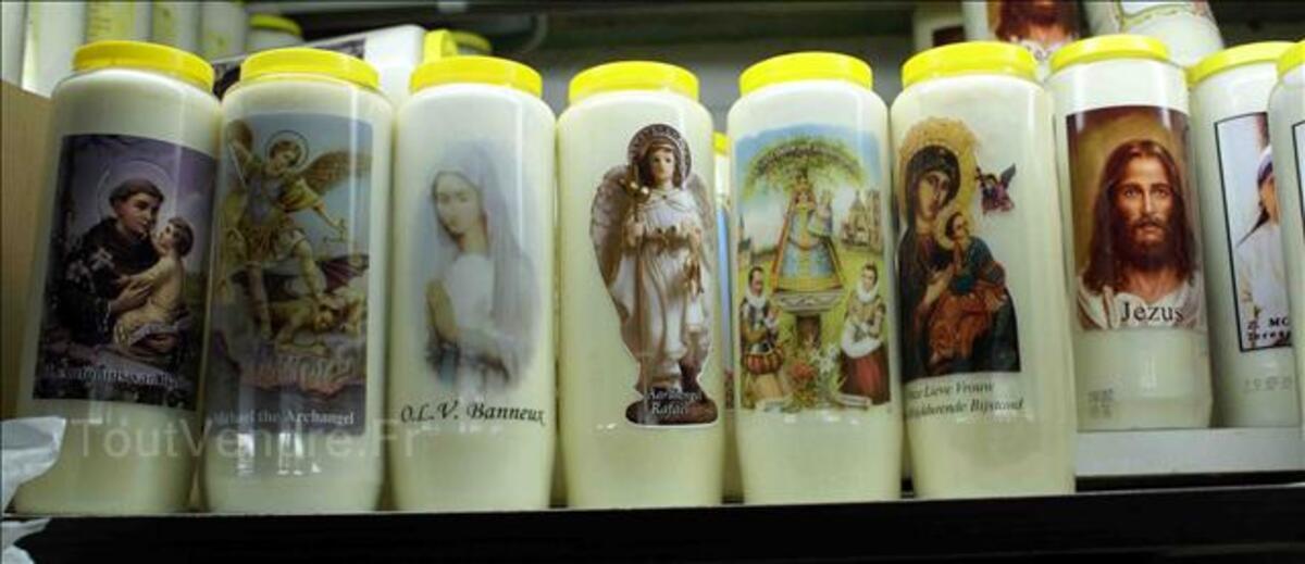 Bougies de Neuvaines - Bougies de prière 36013880
