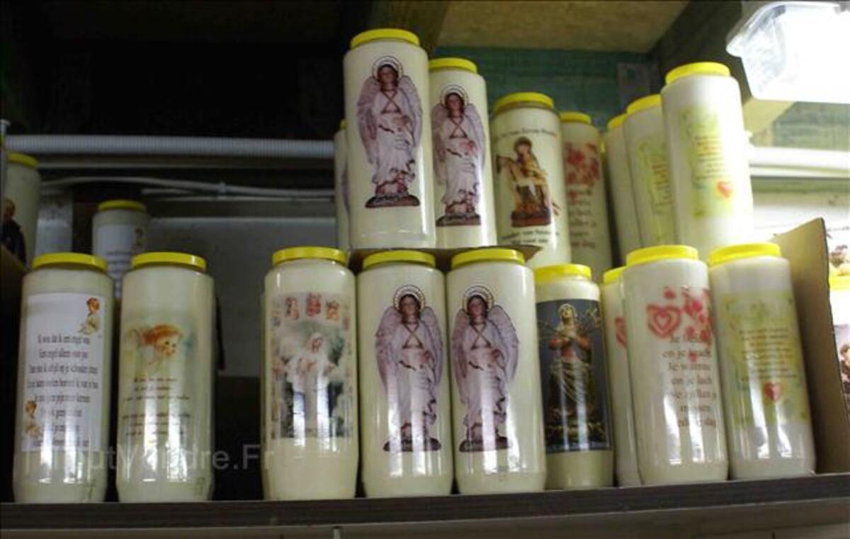 Bougies de Neuvaines - Bougies de prière 36013919