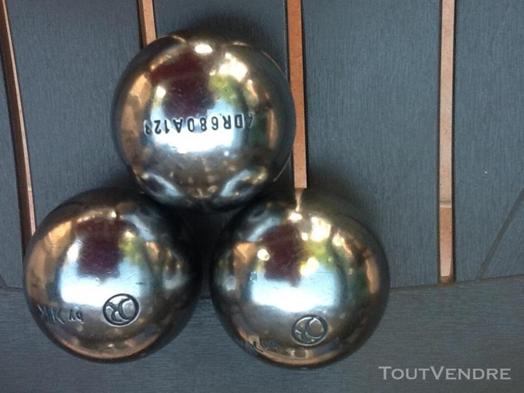 Boules de Pétanque OBUT 144896120
