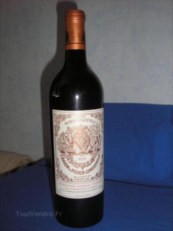 Bouteille vin 64530486