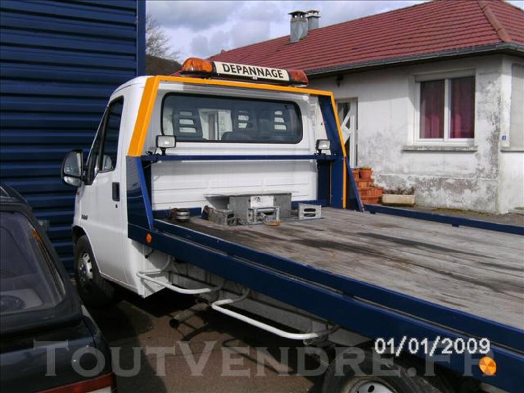 BOXER PLATEAU 2.5 L TD 76035642