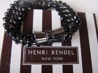 Bracelet Femme neuf marque HENRI BENDEL autentique
