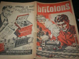Bricolons, ancienne revue