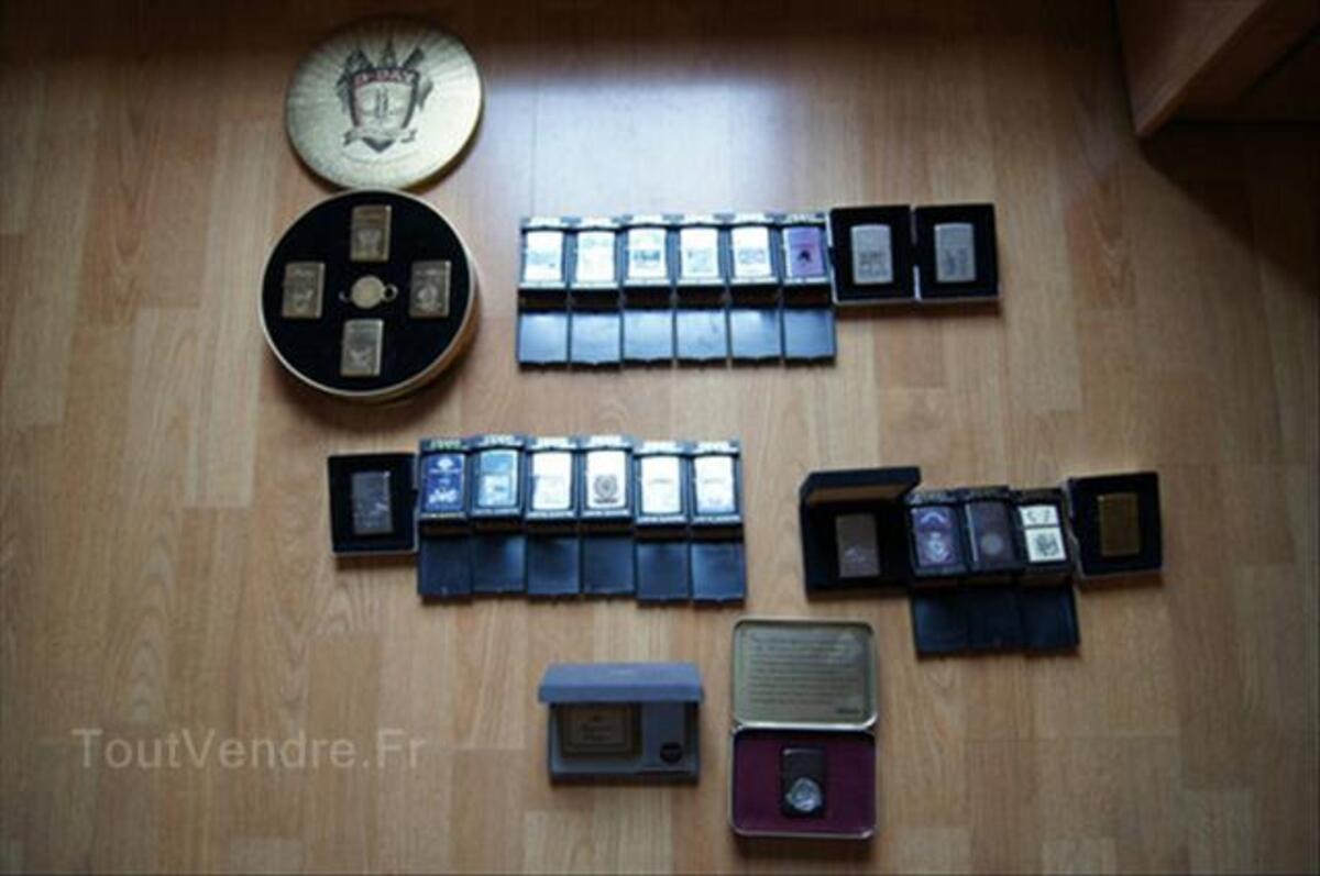 Briquets ZIPPO pour Collectionneurs 64457142