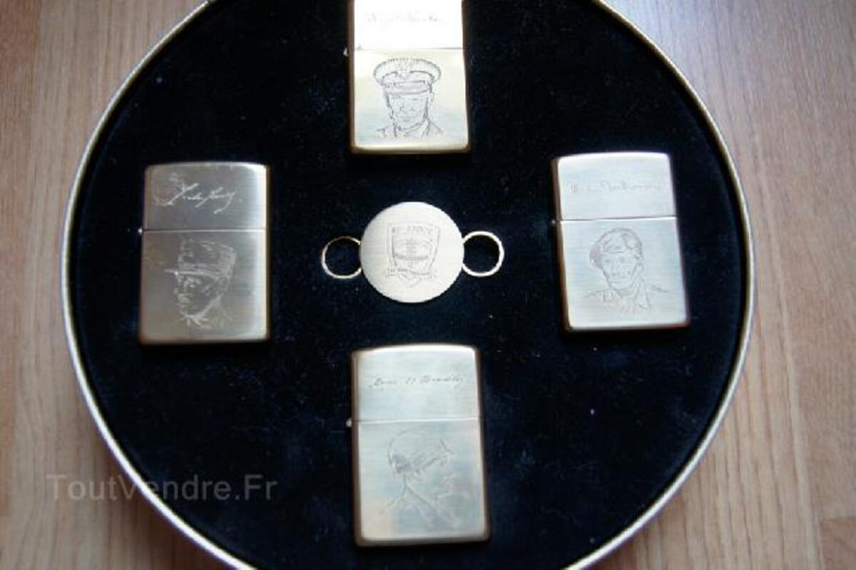 BRIQUETS  zippos de collection neufs 95226060