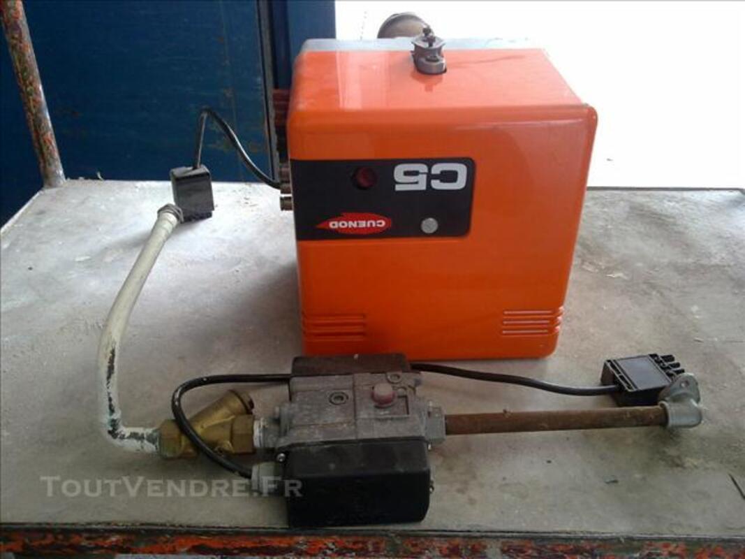 Brûleur Chaudière gaz Cuenod C5 76719833