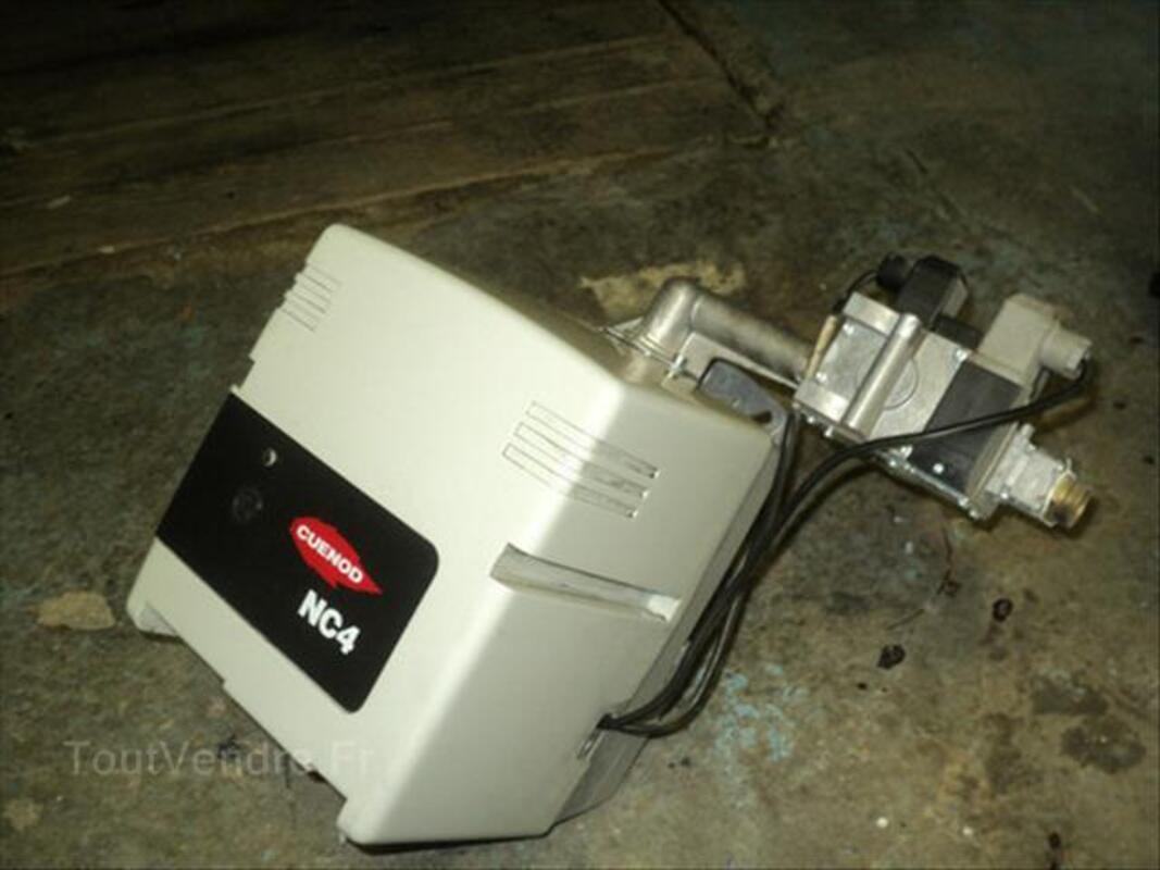 BRULEUR CUENOD NC4 GAZ 15-40KW 56477503