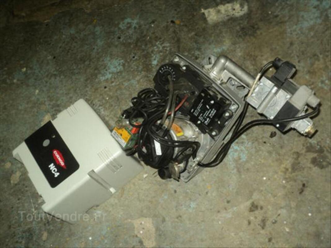 BRULEUR CUENOD NC4 GAZ 15-40KW 56477504