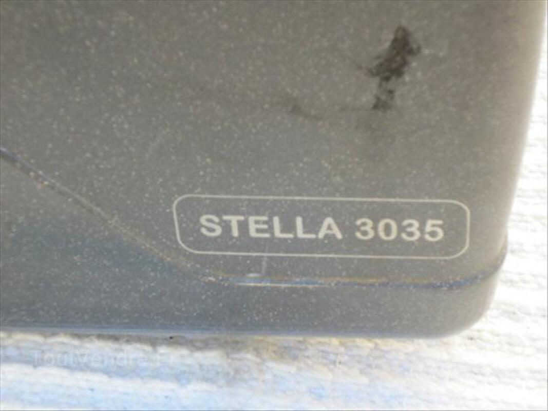 Bruleur fioul Stella Franco Belge et sondes int ext 54461001
