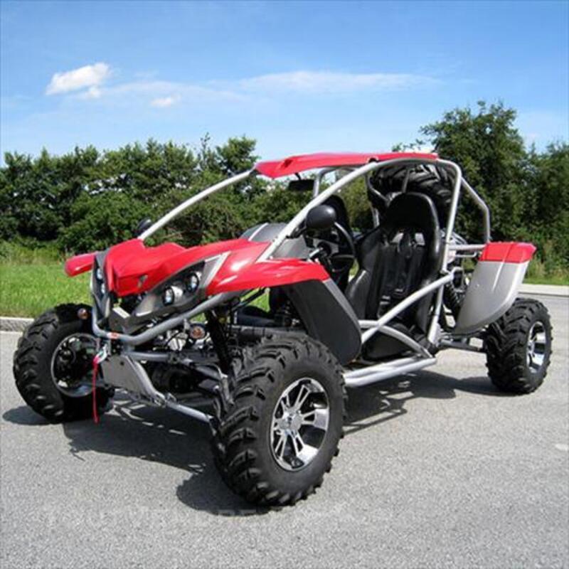 Buggy 500cc 4x4 TENSION Street Legal 76745467