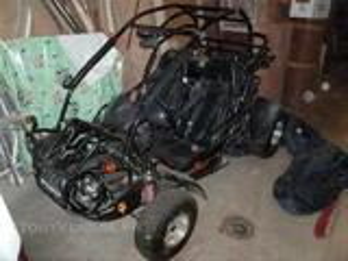 Buggy pgo 250cm3