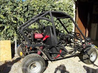 Buggy xinling moto