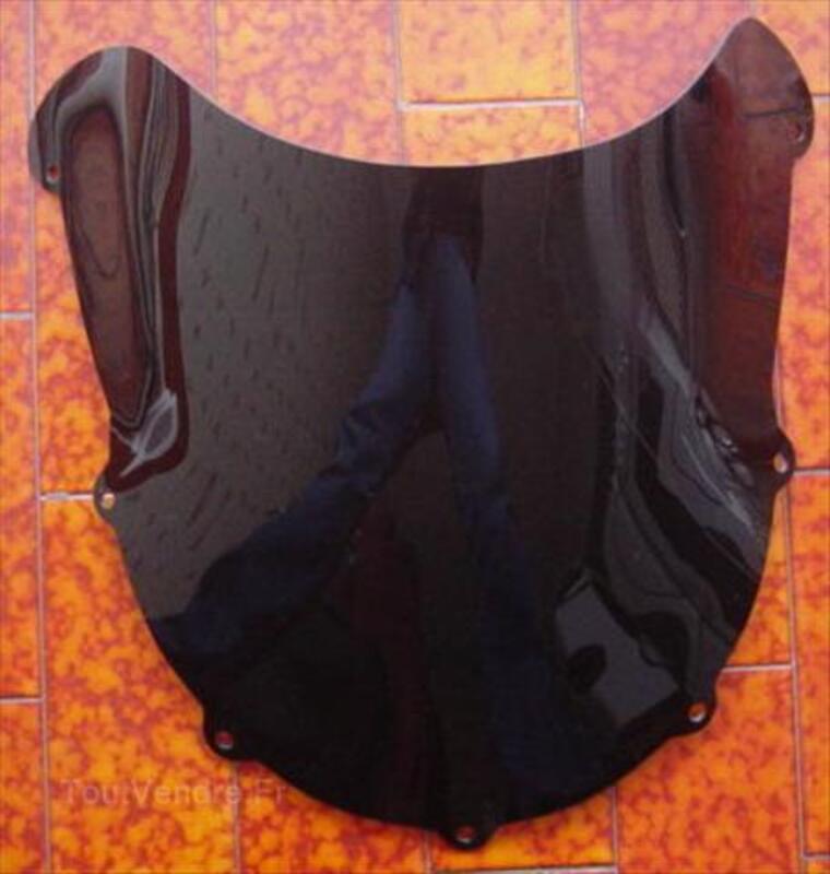 Bulle SUZUKI GSXR SRAD 600-750 96-99 noire fumée neuve 56555513