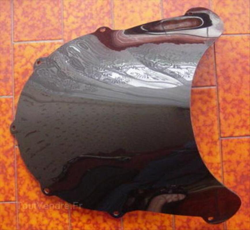 Bulle SUZUKI GSXR SRAD 600-750 96-99 noire fumée neuve 56555515