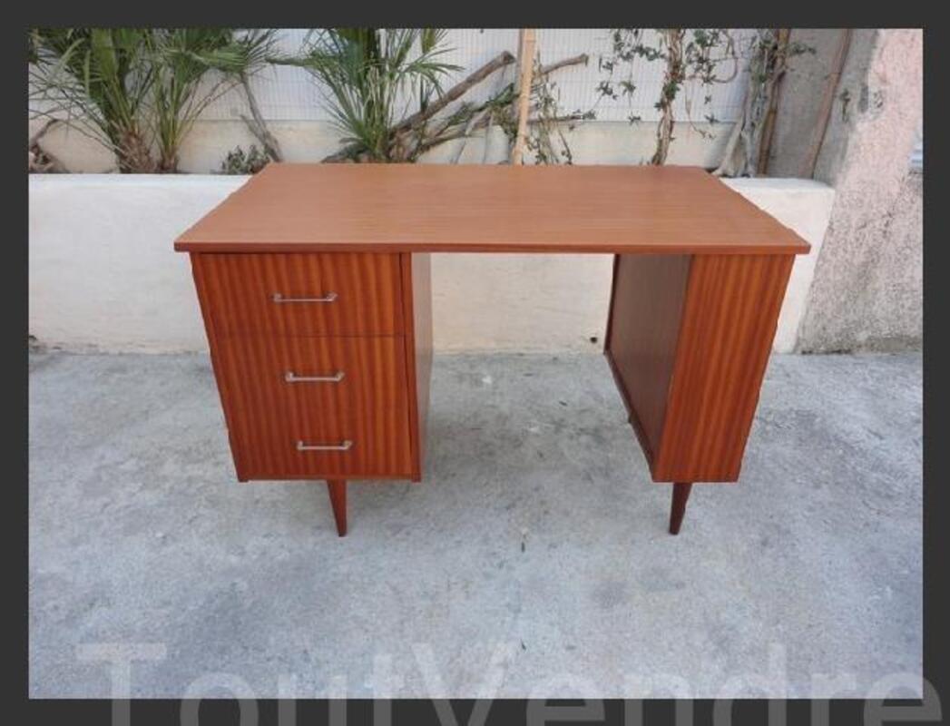 Bureau vintage année 60 90881979