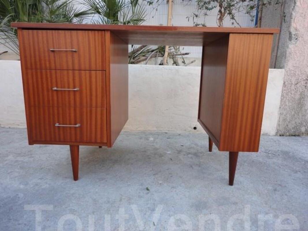 Bureau vintage année 60 90881981