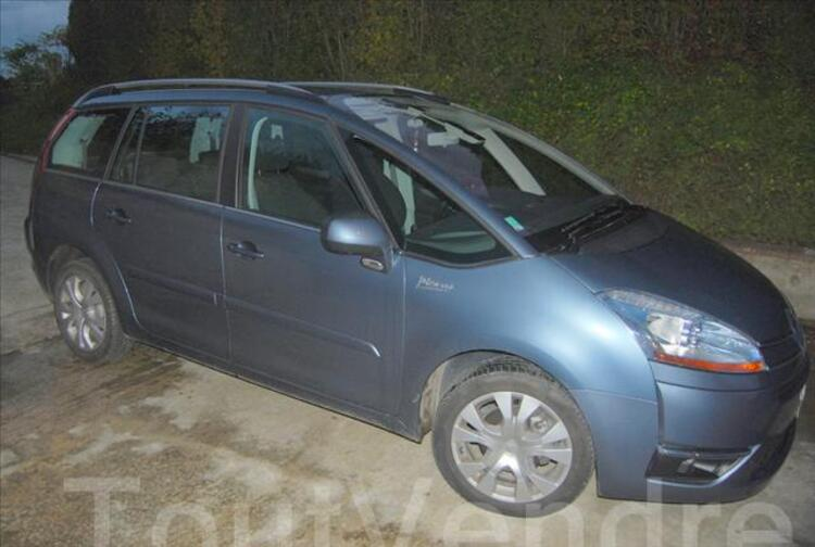 C4 Grand Picasso 2010 - Extension Garantie 25552244