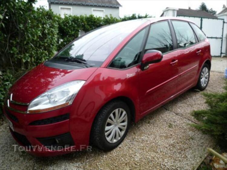 C4 picasso 1.6 HDI 110 ch pack ambiance 44943654