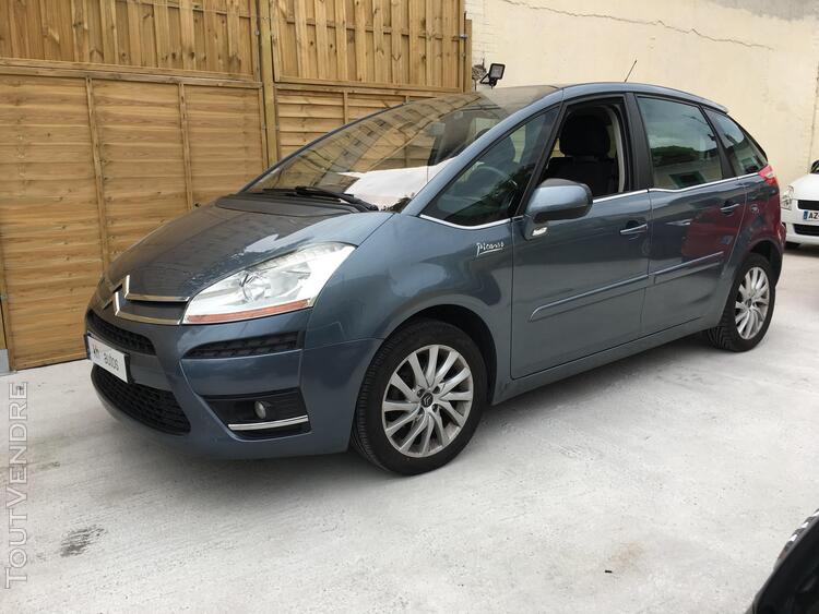 C4 picasso 1.6 hdi annee 2011 160000 km gps 4200 euros 514654907
