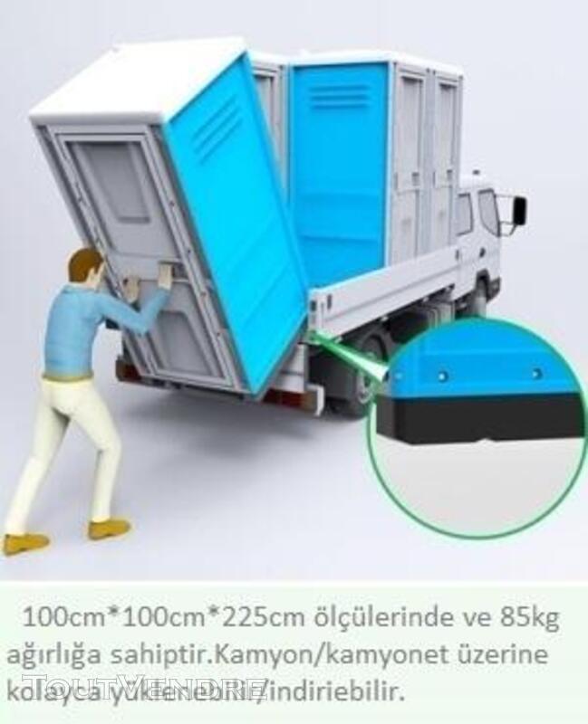 Cabine wc autonome TRITON Standard  à partir de  366 € 689816689