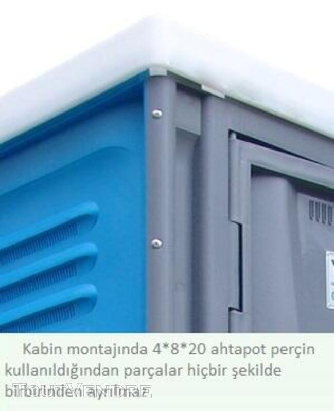 Cabine wc autonome TRITON Standard  à partir de  366 € 689816701