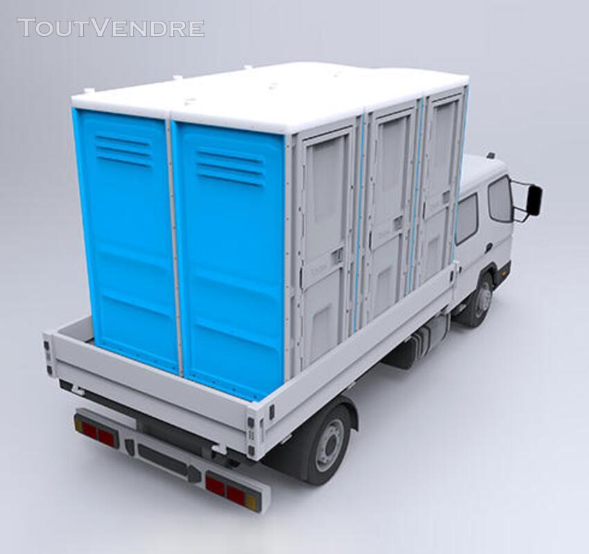 Cabine wc autonome TRITON Standard  à partir de  366 € 689816710