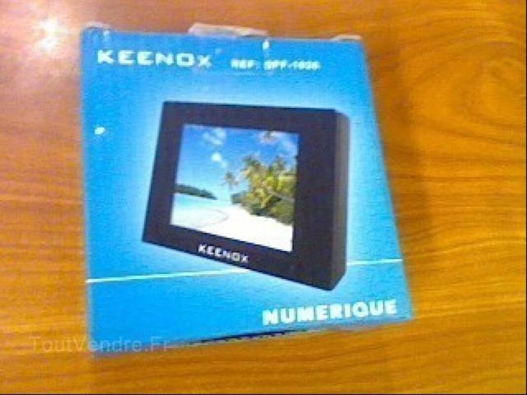 """Cadre photo numérique """"keenox"""" 89829945"""