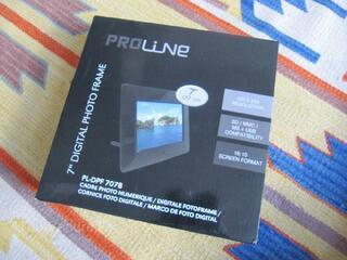 Cadre photo numérique neuf sous emballage