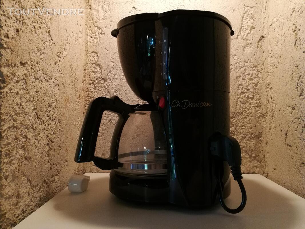 Cafetière électrique Ch. Danican 12 T noire neuve suxn 278295784