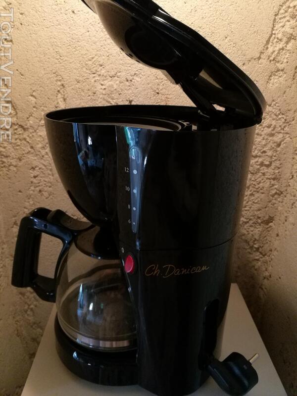 Cafetière électrique Ch. Danican 12 T noire neuve suxn 278295790
