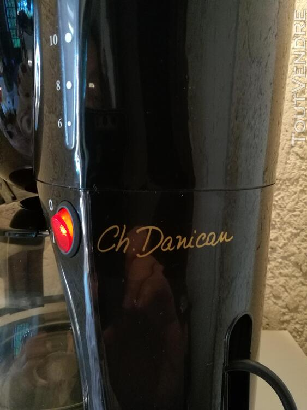 Cafetière électrique Ch. Danican 12 T noire neuve suxn 278295796