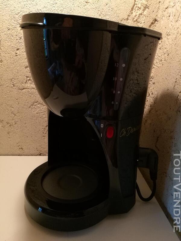 Cafetière électrique Ch. Danican 12 T noire neuve suxn 278295820