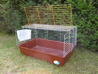 Cage lapin Ferplast 80 cm