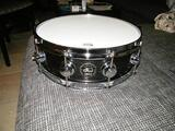 "Caisse claire DW Collector's All-Maple 14""x4,5"" Ebony"