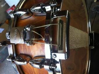 """Caisse claire Yamaha Sonny Emory 14""""x5,5"""" (Hêtre)"""
